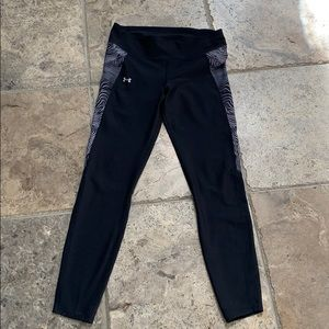 Under Armour leggings with side pocket